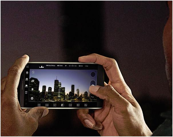 LG V10 chạy Android 5.1