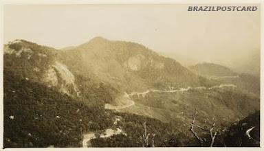 Photo: Rodovia Washington Luis. Foto de 1930