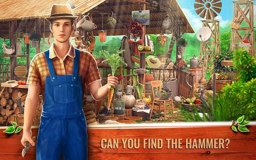 Hidden Object Farm Games - Mystery Village Escape ss1