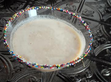Cupcake Martini Recipe