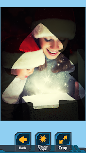 Christmas Photo Crop - náhled
