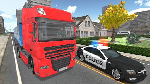 Truck Driving Simulator 2020 1.26 de.gamequotes.net 2
