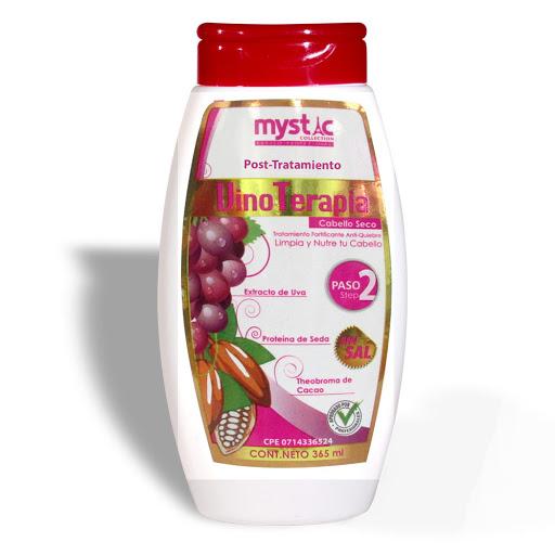 acondicionador mystic vinoterapia vino tinto 365 ml