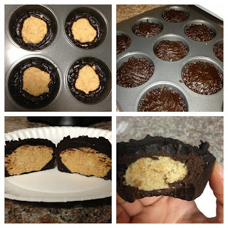 Low Carb Nutty Cups