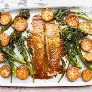 Condiments With Salmon Recipes