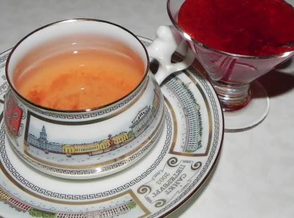 From Russia With Love Tea Recipe
