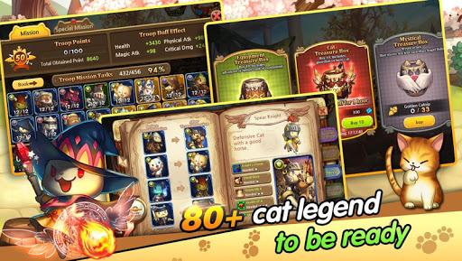 Cats Legend  captures d'écran 1