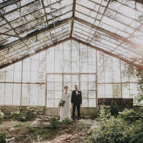 Wedding photographer Łukasz Jakubowski (jakubowskifoto). Photo of 01.10.2017