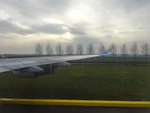 Photo: スキポール空港に到着!
