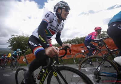 """Impey: """"Benoot was de beste renner om mee te hebben, maar hij werkte wel op mijn zenuwen"""""""