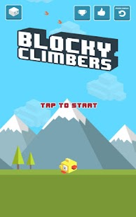 Blocky-Climbers
