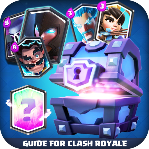 guide for clash royal coffre
