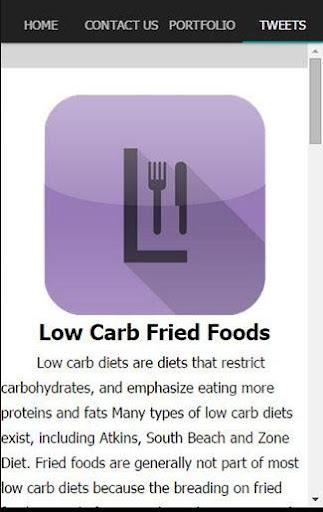 無料健康Appの低炭水化物ダイエット食品一覧|記事Game