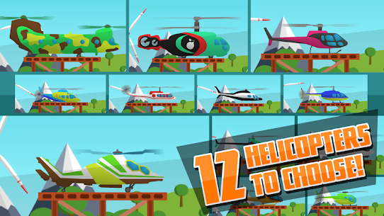 Go Helicopter (Helicopters) – Mod + Data Download 1