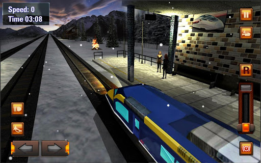 Russian Train Simulator ss1
