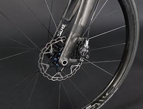 Photo: Calfee Manta Pro Front Disc Fork Detail