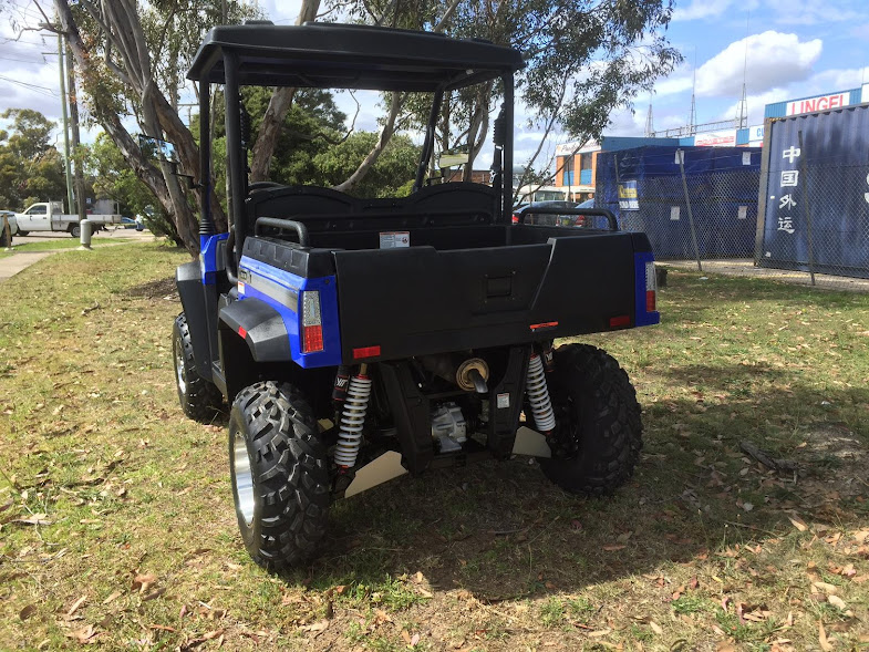 Electric 48 Volt Battery Operated E1 gt sector farm ute utv crossfire hisun HS450UTV agricultural machinery sale cheap offroad 4wd 4x4