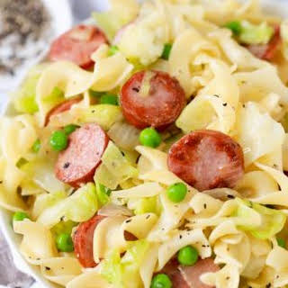 Cabbage and Noodles.
