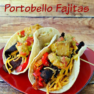 Sheet Pan Portobello Fajitas