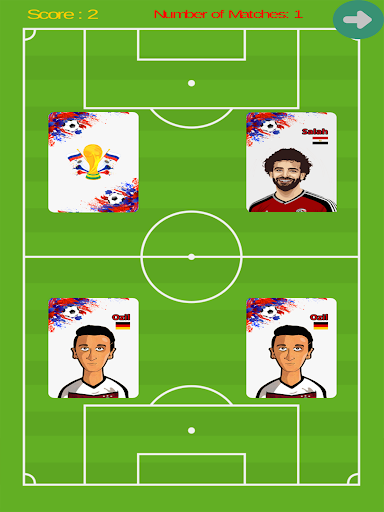 WorldCup2018Cards screenshot 4