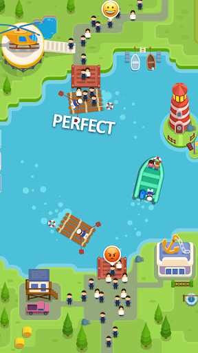 Idle Ferry Tycoon - Clicker Fun Game apklade screenshots 1