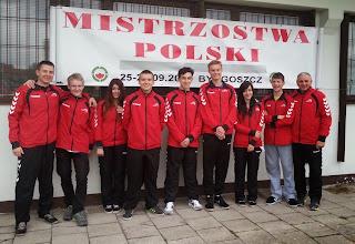 Photo: Mistrzostwa Polski Młodzików w strzelectwie (25.09.2014)