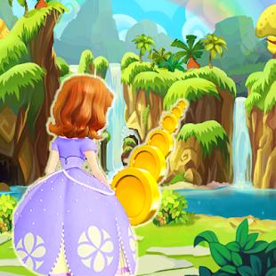 Free Princess Sofia Run Adventure - náhled