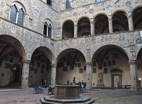 Museu Bargello (Museo Nazionale del Bargello)