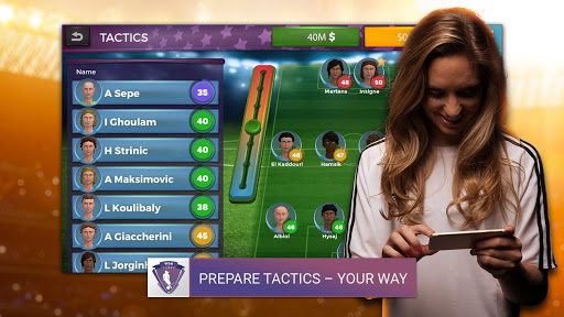 Women's Soccer Manager - Football Manager Game 1.0.13 screenshots 4