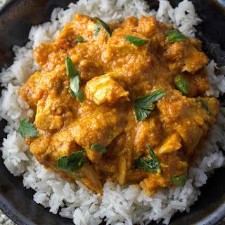 Indian Butter Chicken (Sous Vide or Regular).
