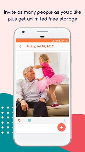 Tinybeans Family Photo Album & Baby Milestones App 4.4.0 Screenshots 4