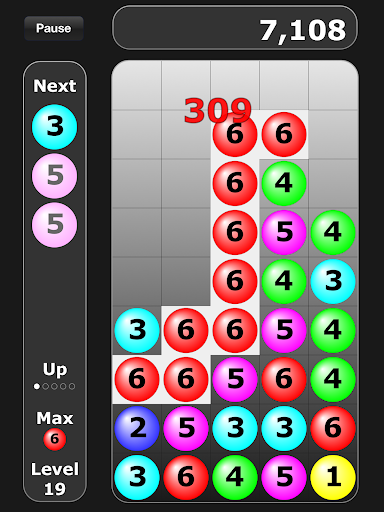 Code Triche Numbers Addict™ APK Mod screenshots 1