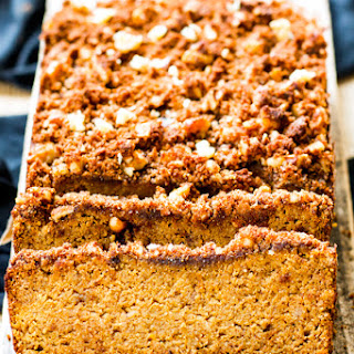 Applesauce Bread With Crumb Topping Recipes