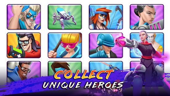 Rumble Heroes™ 5