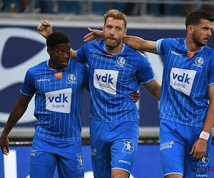 AA Gent zal in de Beker van België dan toch op verplaatsing moeten spelen