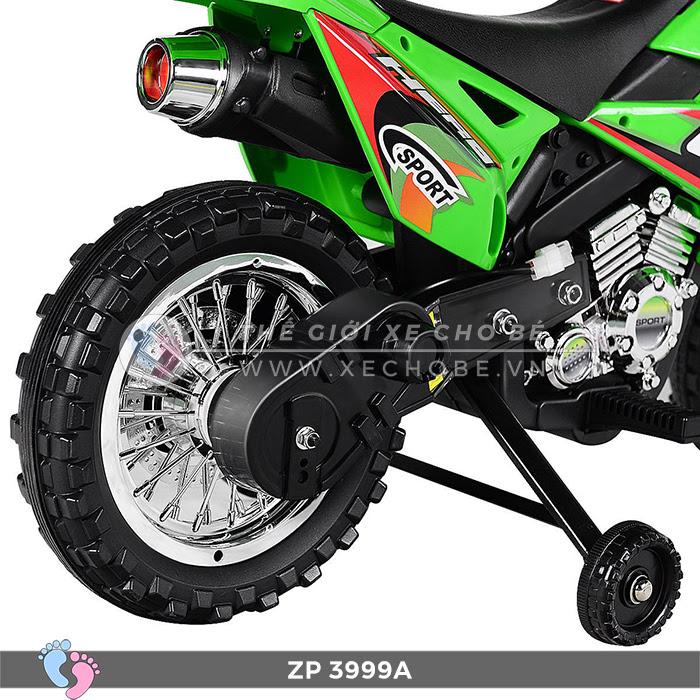 Xe mô tô điện địa hình 2 bánh ZP3999A 7