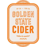 Logo of Golden Gate Mighty Dry Hard Cider