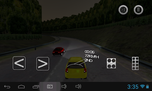 TOUGE PROJECT: RACE AND DRIFT+ Screenshot