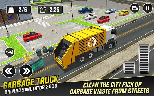 Garbage Truck: Trash Cleaner Driving Game 1.0.2 screenshots 2