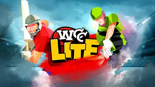 WCC LITE Cricket MOD (Unlimited) 1