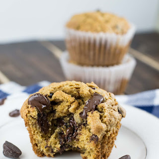 Oatmeal Chocolate Chip Cookie muffins.