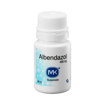 Albendazol MK 400mg