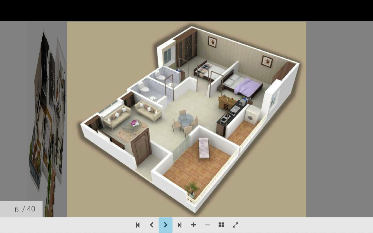 3d home pläne screenshot
