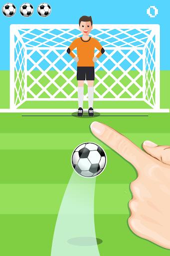 Penalty Shooter u26bdGoalkeeper Shootout Game  screenshots 5