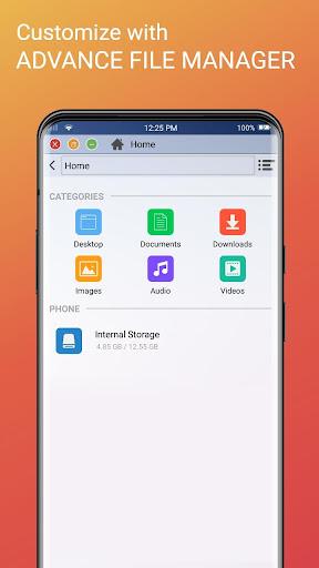 Launcher iOS 14 screenshot 9