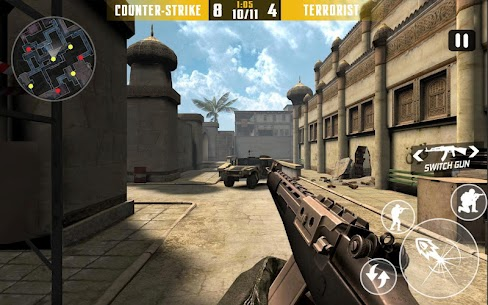 Epic Fire Squad Survival Legends Battlegrounds 1.0.1 Mod APK Updated Android 2