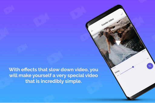 Slow Motion Video Editor: Fast, Slow-motion Video 1.0.0 screenshots 1