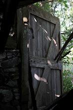 Photo: barn door