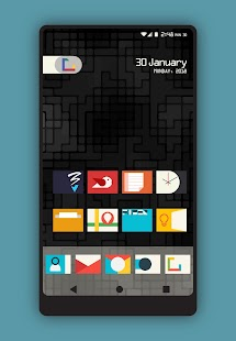 Flax - Icon Pack Screenshot