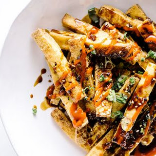 Sesame Tofu Fries.